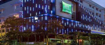 HOTEL DENGAN ROOFTOP DI KAWASAN MALIOBORO