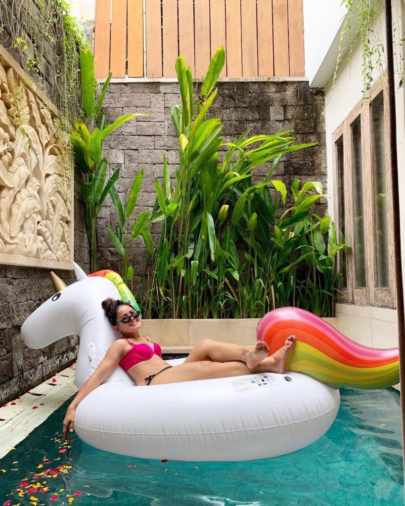 Villa Romatis di Bali untuk merayakan Valentine