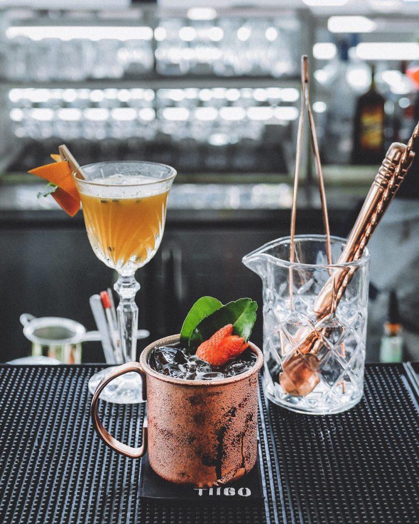 Sarapan enak di Bali : Cocktail & Mocktail