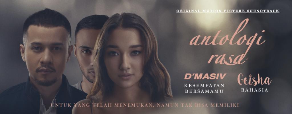 Poster soundtraxx film Antologi Rasa