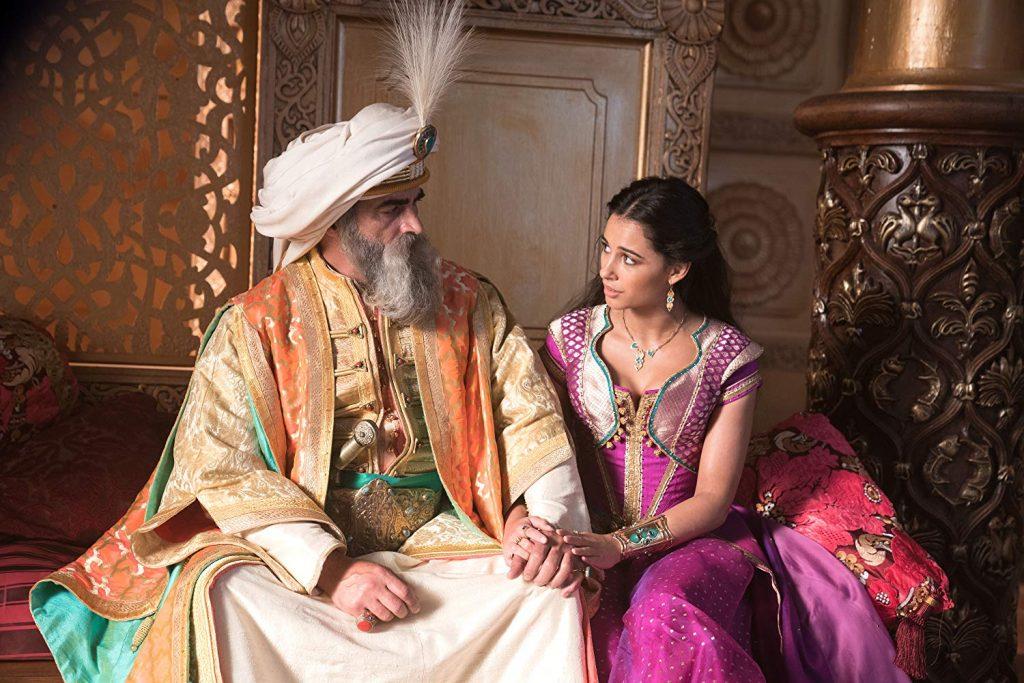Salah satu scene di film Aladdin