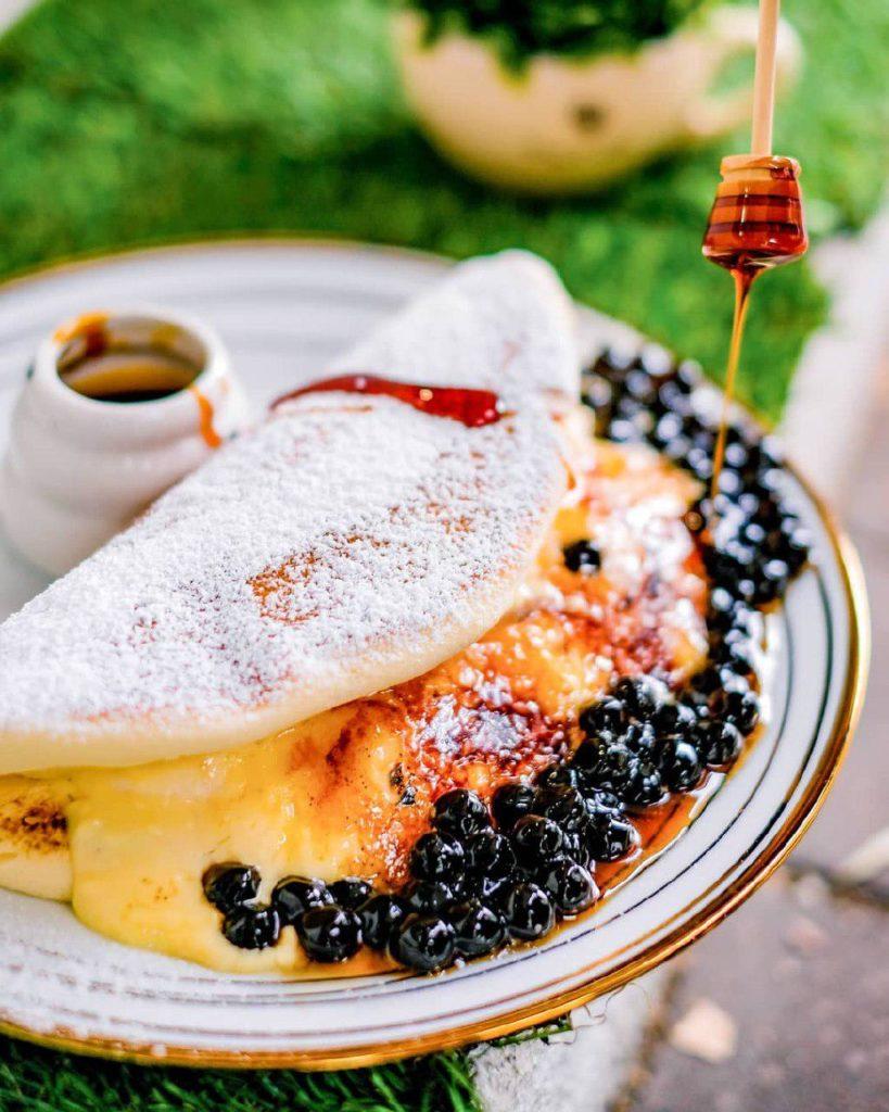 Souffle Pancake di @masquestleonards