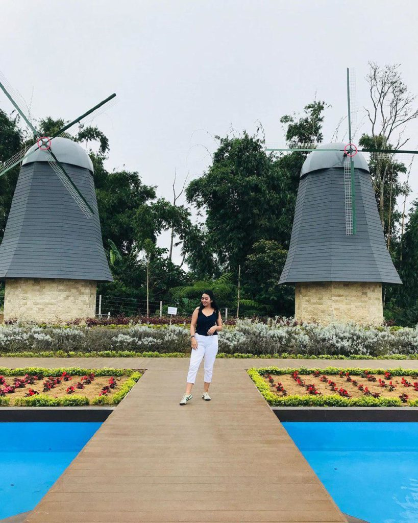 Taman Bunga 'The Blooms Garden'