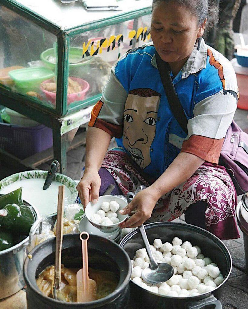 Jenang Gempol Pasar Pathuk