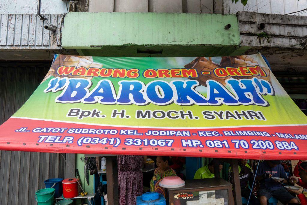 Kuliner Malang: Orem-orem