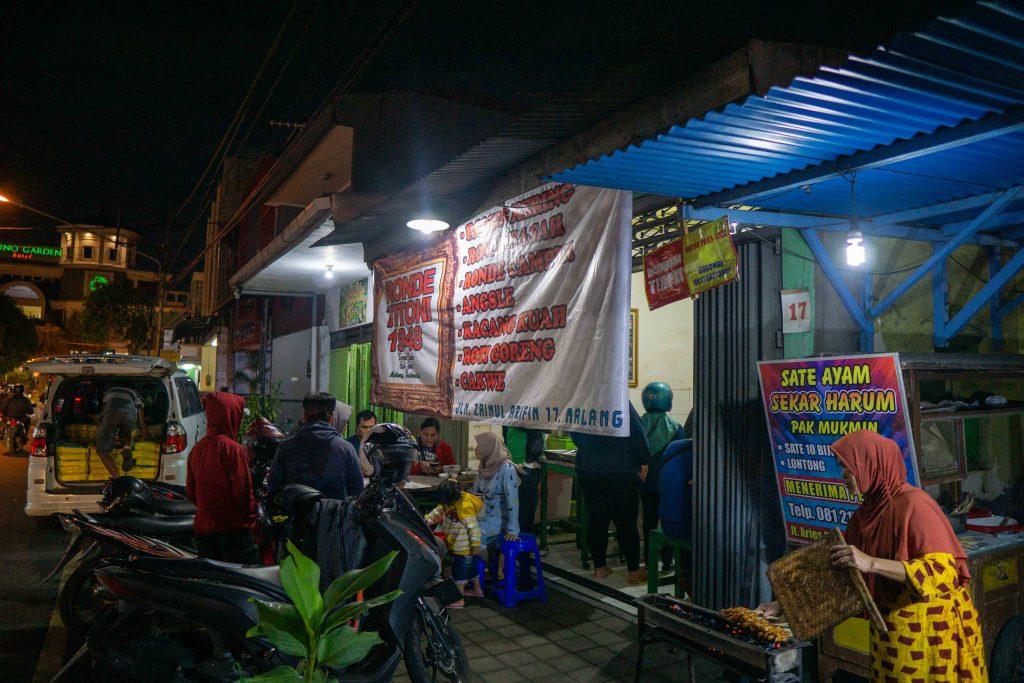 Kuliner Malang: Ronde Titoni