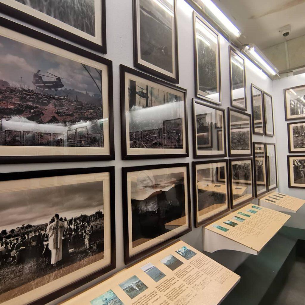Koleksi foto War Remnants Museum Saigon